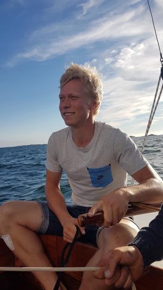 Segling utanför Marstrand